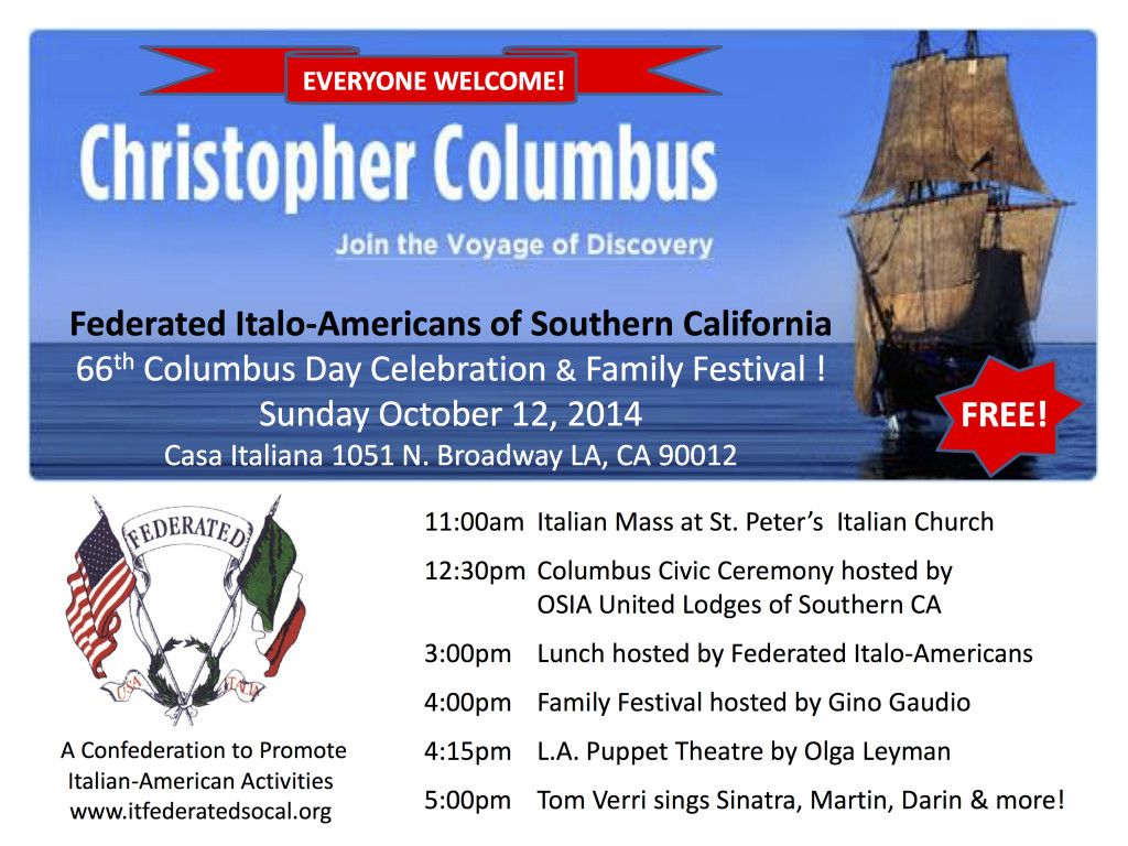Federated_ColumbusDay
