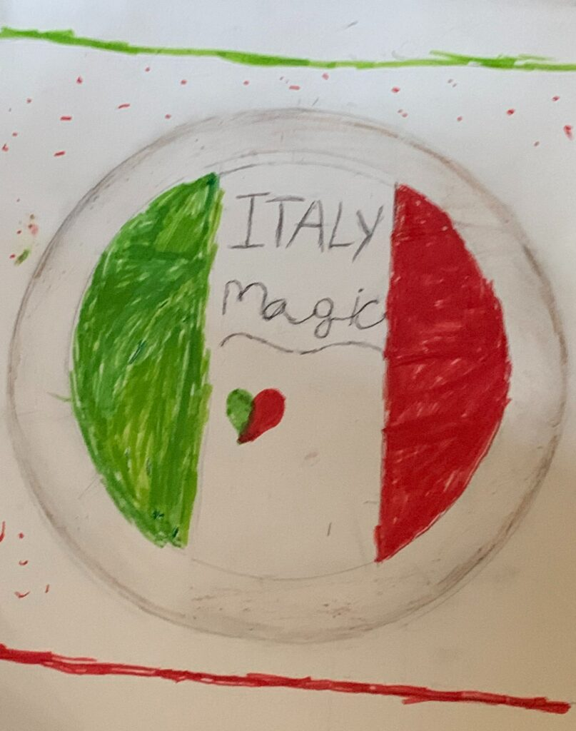 """""""My Connection to Italy has always been through Food"""" by Zoe"""